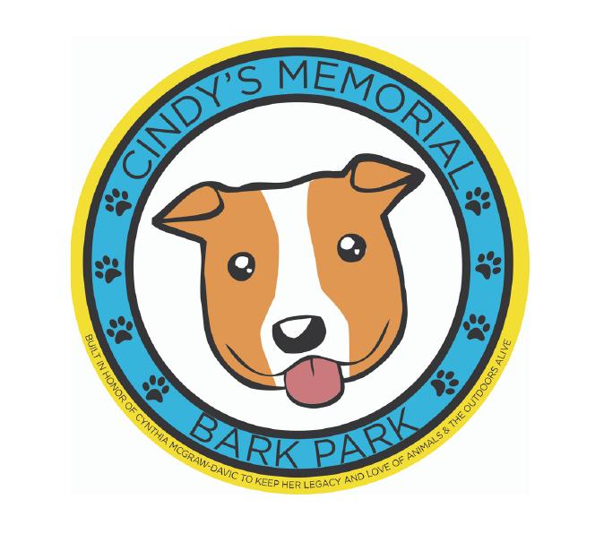 dog park logo